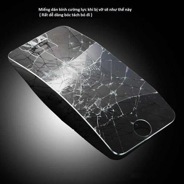 mieng dan kinh cuong luc iphone 4 4s