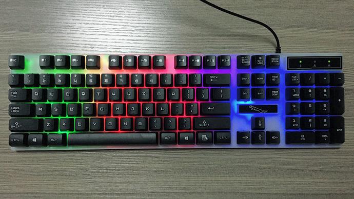 Combo Bàn Phím Giả Cơ và Chuột Chuyên Game G21 MS1061