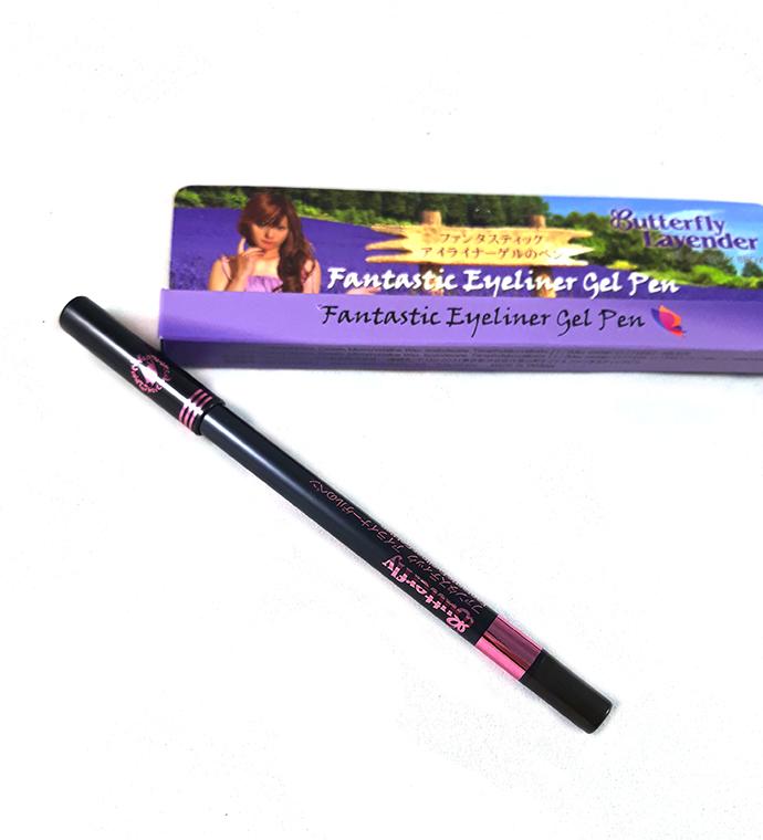 Bút Kẻ Mắt Dạng Gel Butterfly Lavender MS1256 0