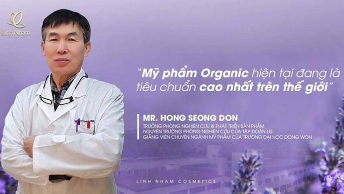 Serum Lavender Organic Dưỡng Trắng Trẻ Hóa Chuyên Sâu MS1057