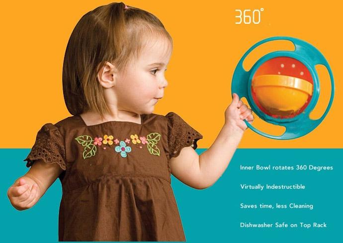 Chén Chống Đổ Thông Minh 360 Độ MS805