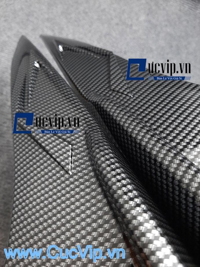 Ốp Yếm Carbon Cho Xe NVX MS1597