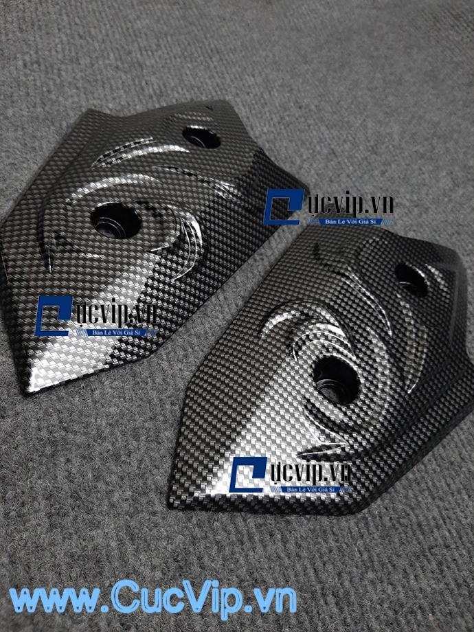 Ốp Phuộc Carbon Cho Xe Yamaha NVX MS1598