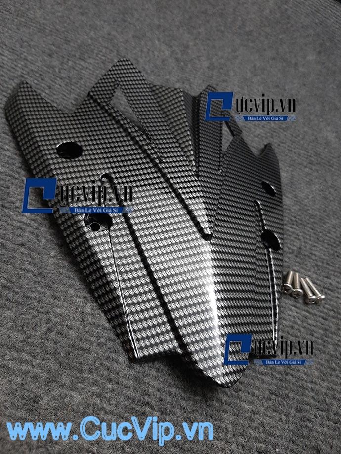 Mão Chắn Gió Carbon Cho Xe Yamaha NVX (Tặng Kèm Ốc) MS1601
