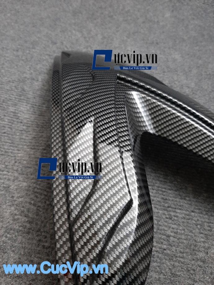 Chĩ Mũi Dưới Carbon Cho Xe Yamaha NVX MS1606