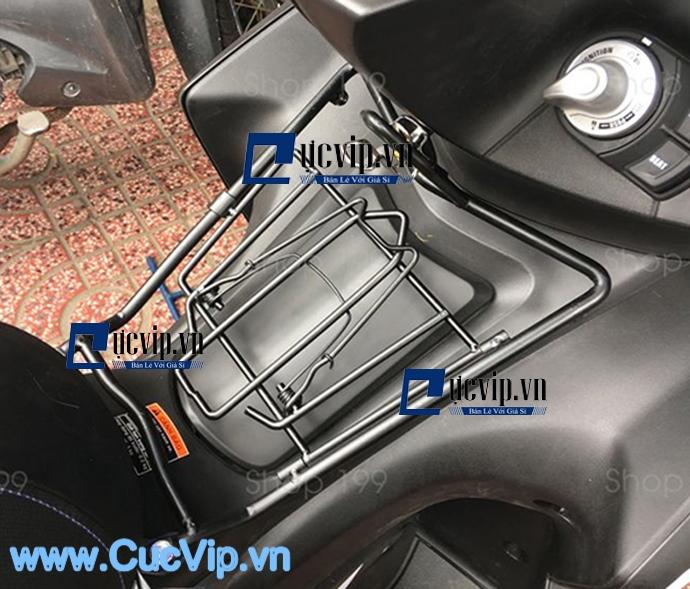 Baga Tĩnh Điện Đen Yamaha NVX Cao Cấp MS1611