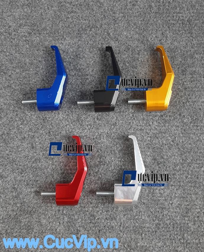 Móc Treo Đồ Full Nhôm CNC K2 Gắn Các Loại Xe MS1625