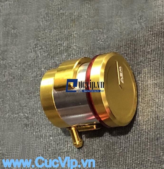 Bình Dầu AEM Full Nhôm CNC Cao Cấp MS1628