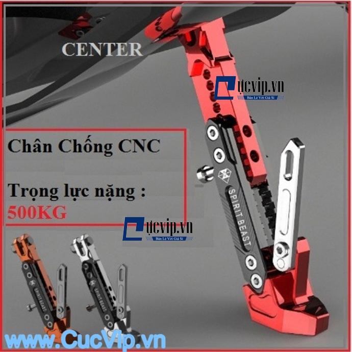 Chống Nghiêng K8 Nhôm CNC Cho Mọi Loại Xe MS1636