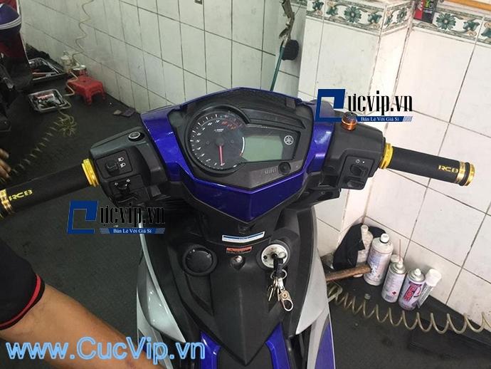 Bao Tay Racing Boy Có Gù Nhôm MS1653