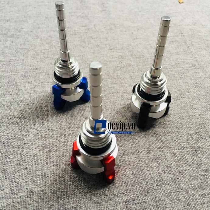 Ty Thăm Nhớt 3 Cạnh Nhôm CNC Cho Mọi Dòng Xe MS1685