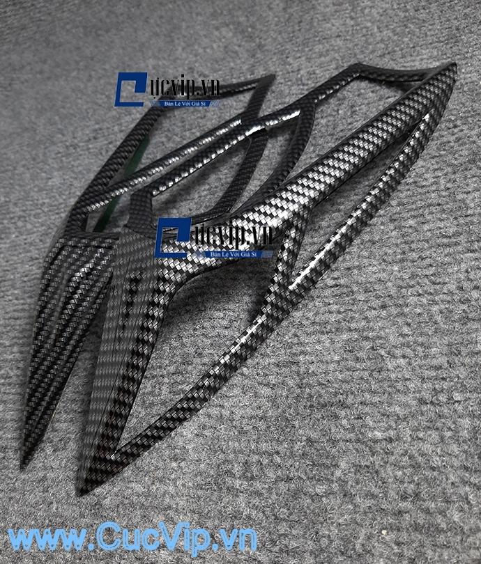 Ốp Xi Nhan Trước AirBlade 2016 - 2019 Carbon MS1695