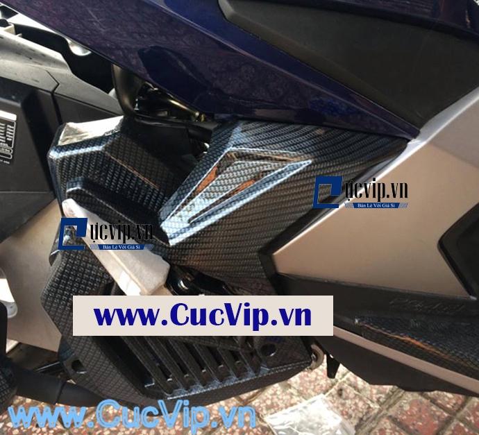 Ốp Gác Chân Sau AirBlade 2016 - 2019 Carbon MS1703