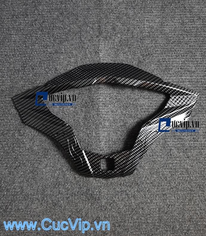 Ốp Viền Đồng Hồ AirBlade 2016 - 2019 Carbon MS1704