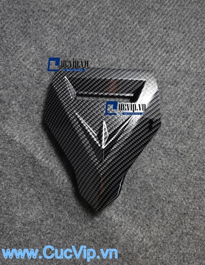 Ốp Cóc Đèn AirBlade 2016 - 2019 Carbon MS1707