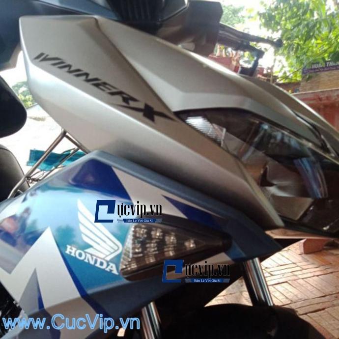 Xi Nhan Độ Winner X Led Tam Giác MS1722