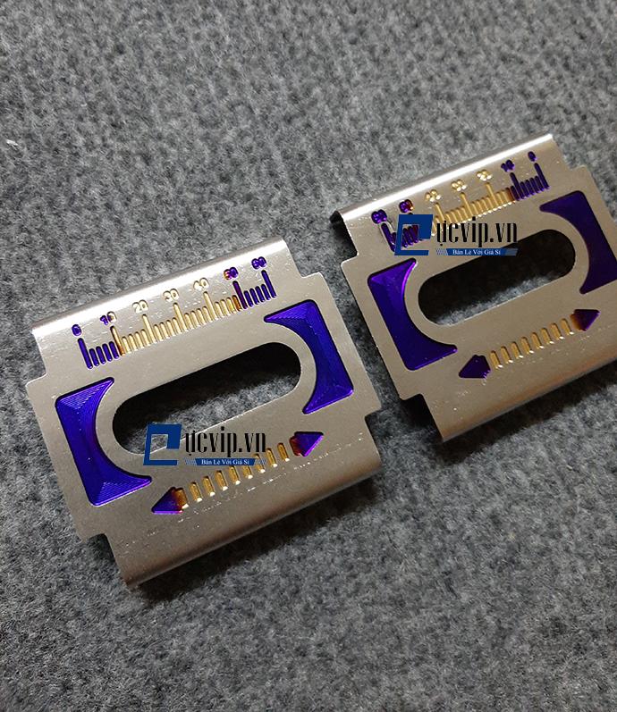 Nẹp Gấp Inox Xi Titan Dày Cho Winner, Sonic MS1788
