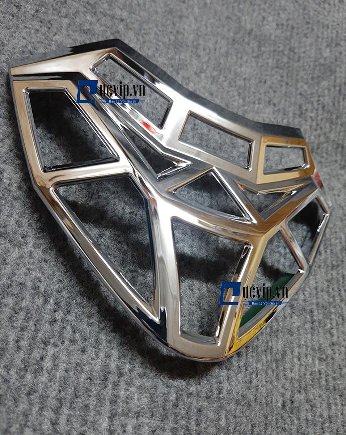 Ốp Chụp Lái Xi Inox Gắn Cho Xe Winner X MS1802