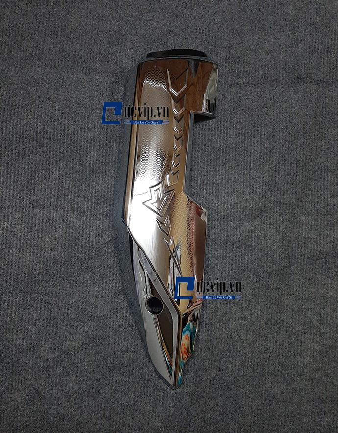Che Pô Xi Inox Gắn Cho Xe Winner X 2019 MS1803
