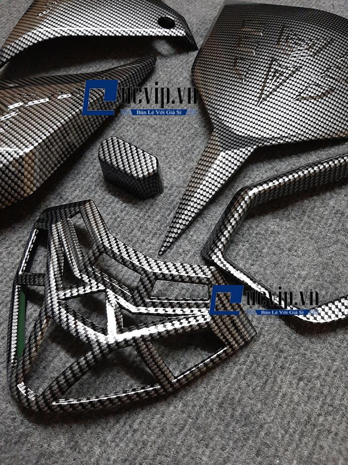 Combo 5 Món Carbon Cho Xe Winner X MS1813
