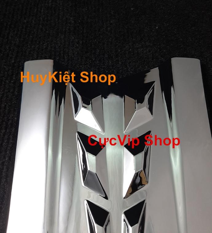 Ốp Nắp Bình Xăng AirBlade 2016 - 2019 Xi Inox MS1863
