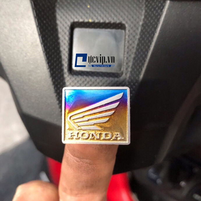 Tem Logo Titan Cánh Chim Nhỏ Honda MS1897