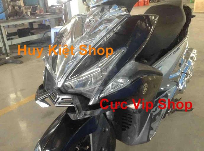 Cánh Gió Trước NVX Carbon MS1921