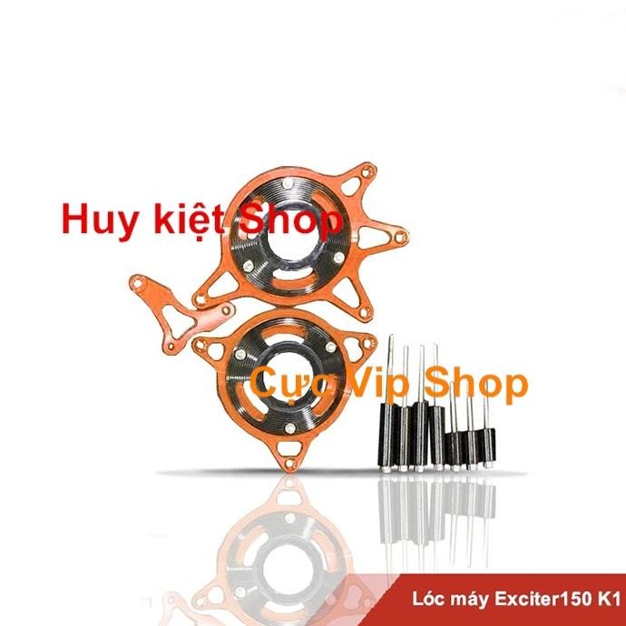 Bộ Lốc Máy Exciter 150 K1 Nhôm CNC MS1934