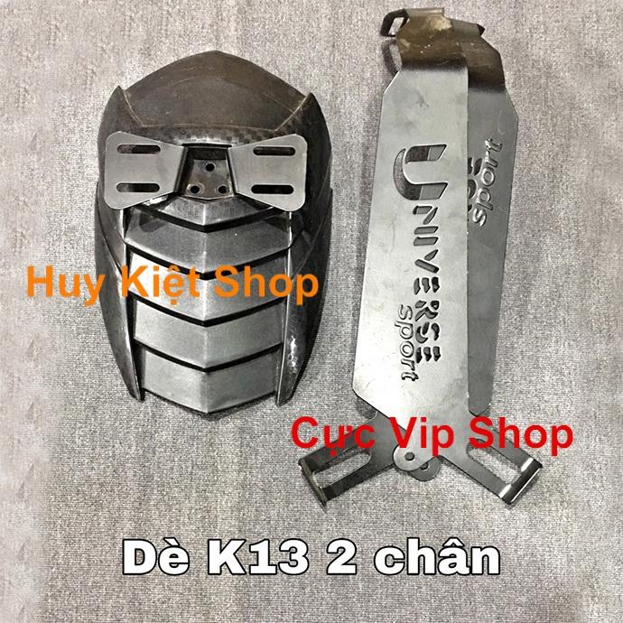 Dè Chắn Bùn K13 2 Chân Gắn Xe Winner, Exciter 150 MS1963