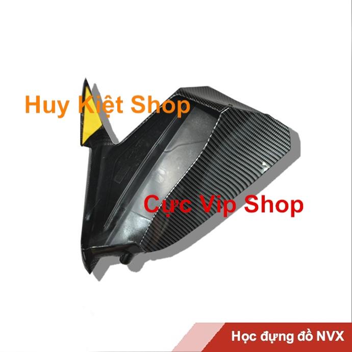 Hộc Đựng Đồ Carbon NVX Cao Cấp MS1979