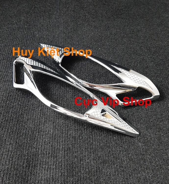 Ốp Xi Nhan Trước Vision 2014 - 2019 Xi Inox MS1990