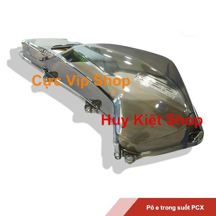 Ốp Pô E Trong Suốt PCX Cao Cấp MS2094