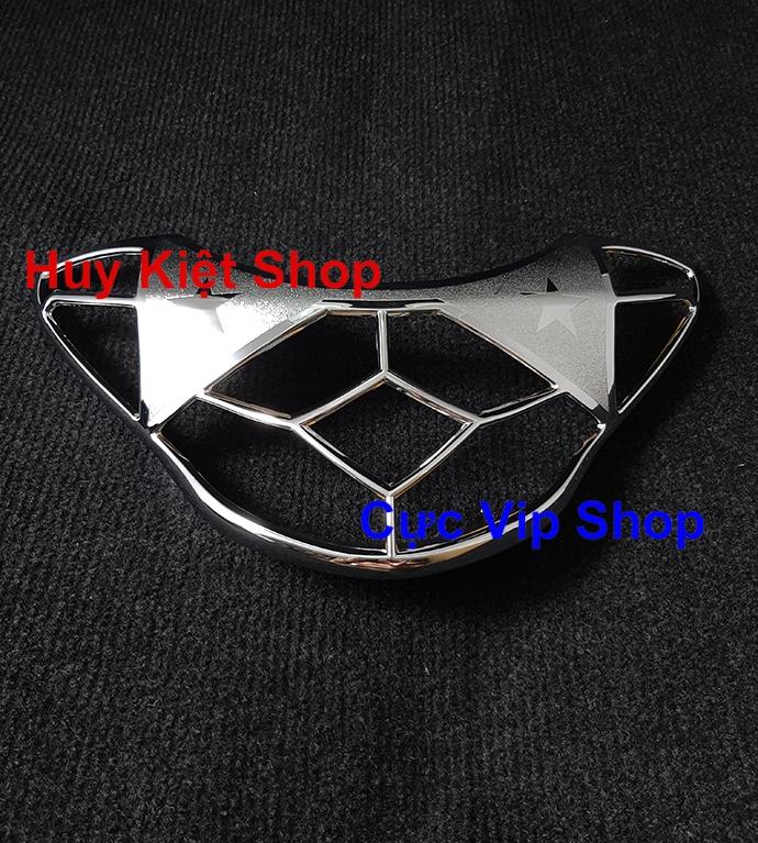 Chụp Đèn Lái SH Mode Xi Inox Cao Cấp MS2135
