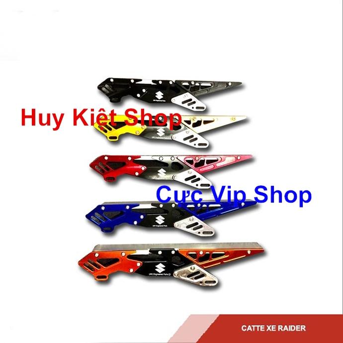 Catte Che Sên Nhôm CNC Cho Xe Raider Satria MS1580