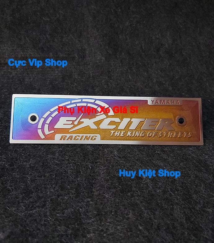 Bảng Tên Exciter Titan 3D MS1901
