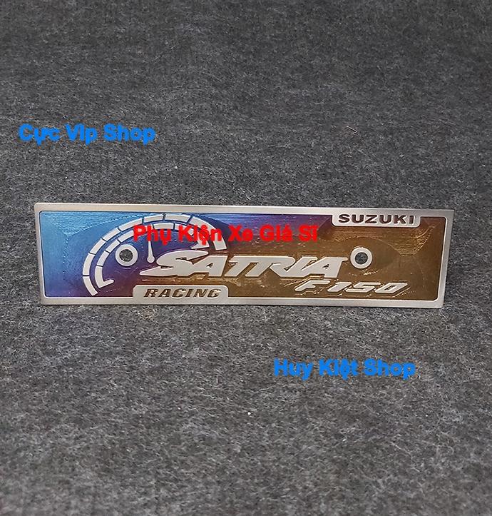 Bảng Tên Satria Titan 3D MS1903