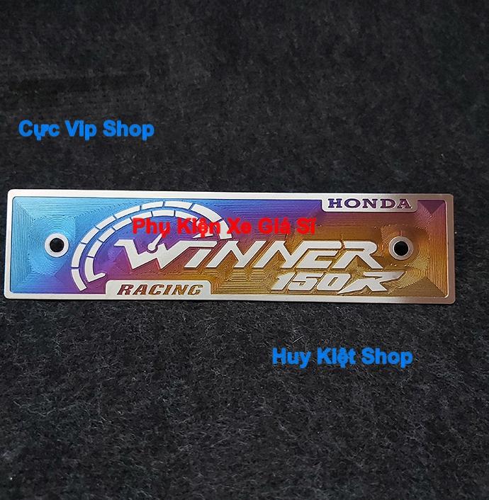 Bảng Tên Winner Titan 3D MS1906