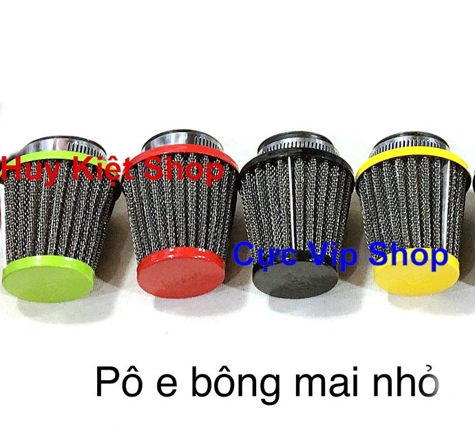 Pô E Tăng Tốc Cho Exciter-Winner-Sonic-Raider-Satria-Bình Bông Mai MS2178