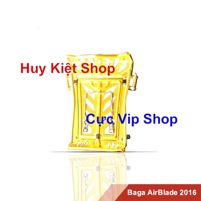 Baga Giữa Nhôm AirBlade 2016 - 2019 MS2280