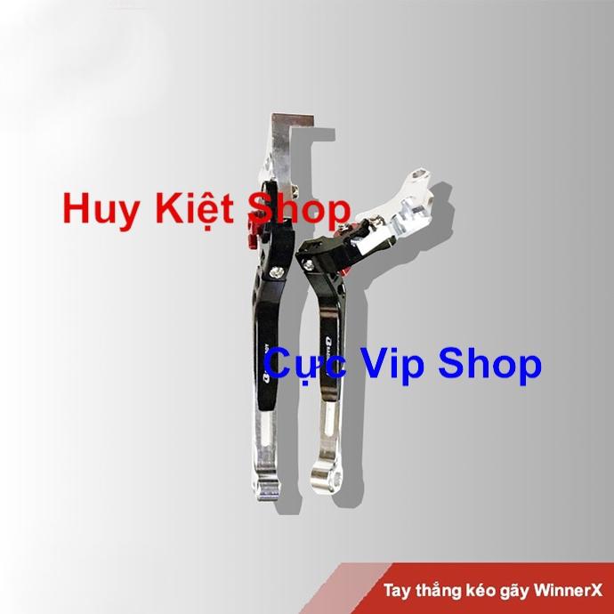 Bộ Tay Thắng Chống Gãy Winner, Winner X Full Nhôm CNC MS2284