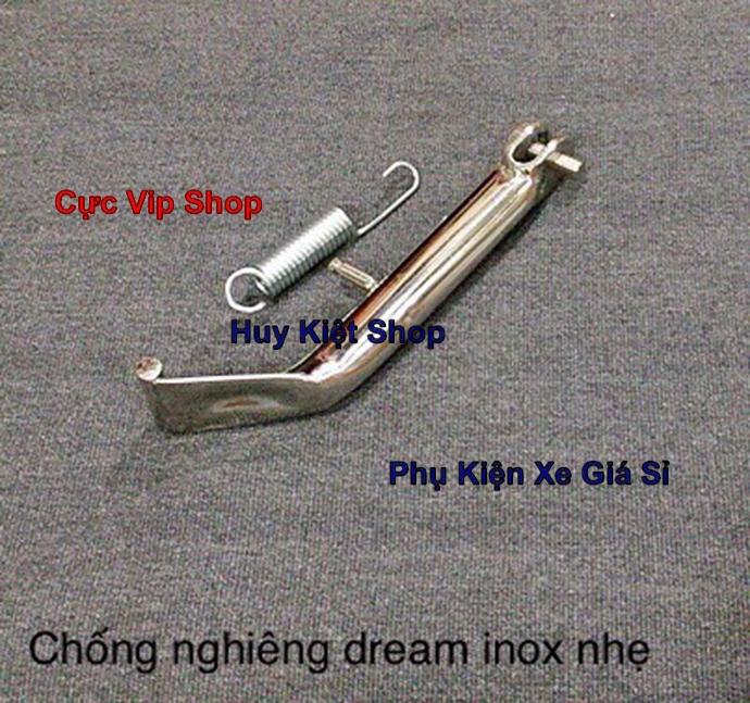Chân Chống Nghiêng Dream Inox Nhẹ Mẫu Theo Xe MS2348