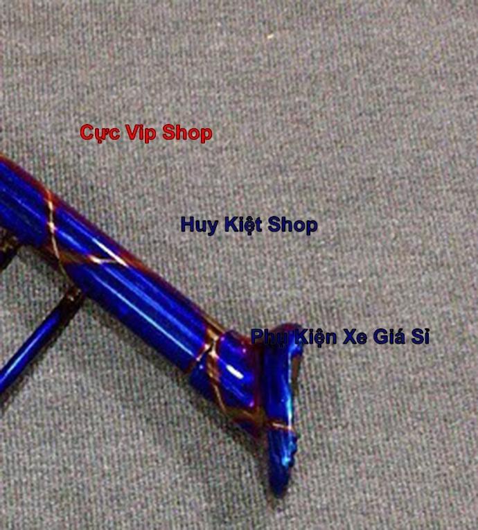 Chân Chống Nghiêng AirBlade Inox Xi Titan MS2351 MS2351