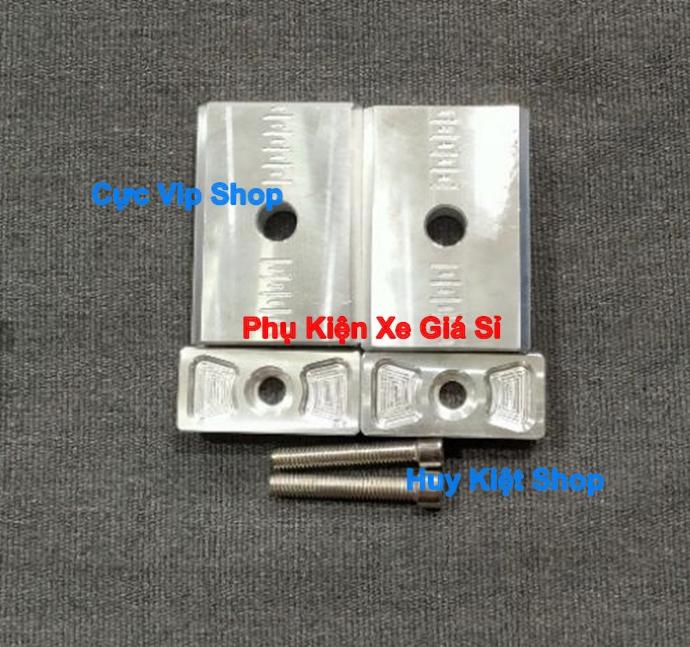 Bộ Pas Tăng Sên Exciter Nhôm CNC MS2366