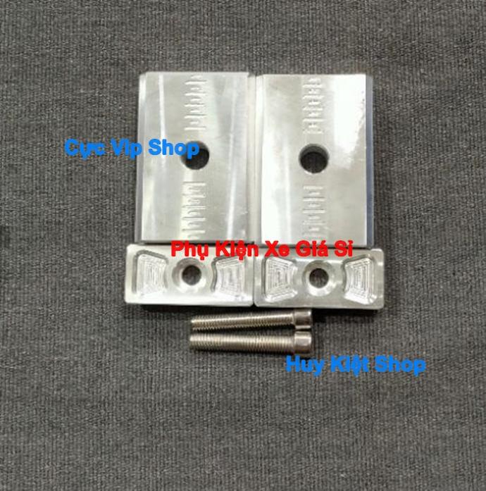 Bộ Pas Tăng Sên Winner, Sonic Nhôm CNC MS2367