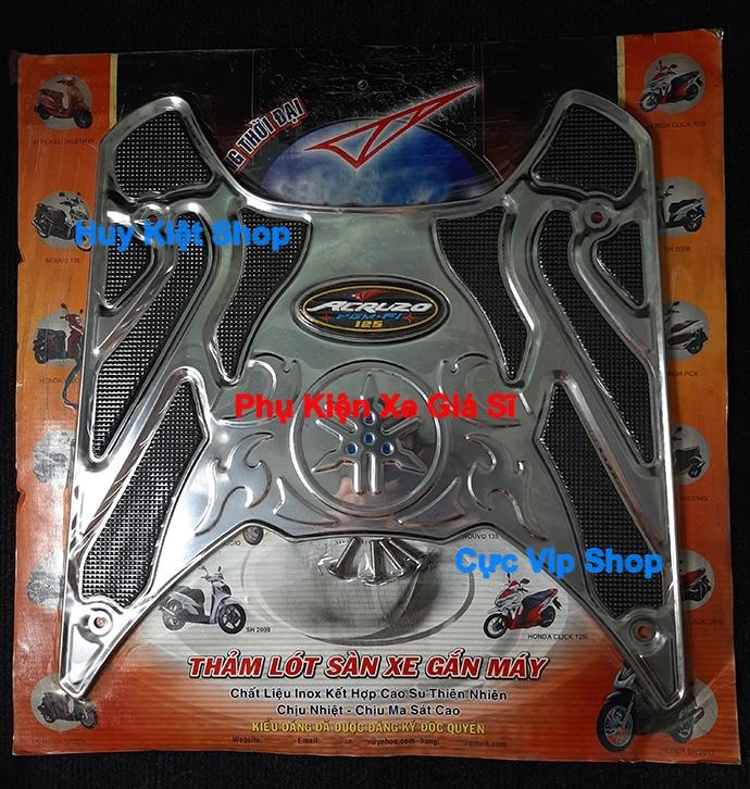 Thảm Acruzo INOX (Tặng Kèm Ốc) MS2429