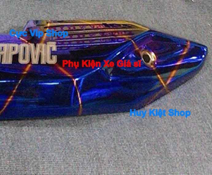 Ốp Pô Winner X Inox Xi Titan Chỉ MS2455