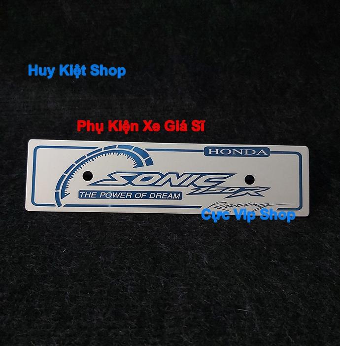 Bảng Tên Sonic Nhôm Màu Cao Cấp MS2462