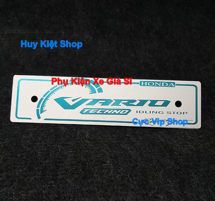 Bảng Tên Vario Nhôm Màu Cao Cấp MS2466