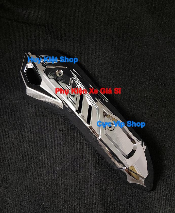 Ốp Pô AirBlade 2020 Xi Inox, Crom MS2469