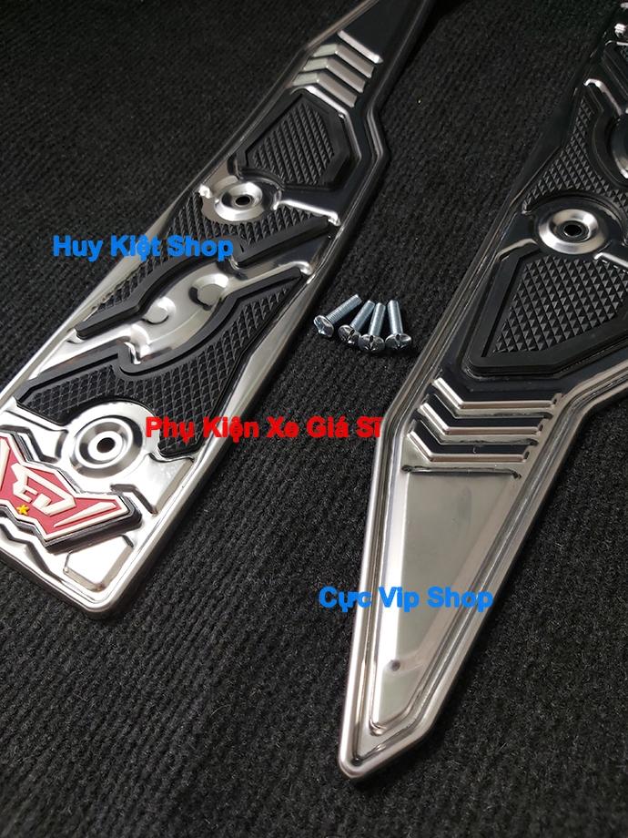 Thảm Lót Chân AirBlade 2020 INOX Cao Cấp MS2474